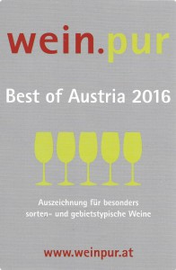 Best of Austria 2016